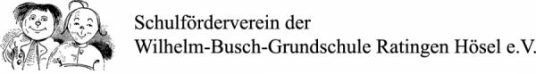 Förderverein der Wilhelm-Busch-Schule Ratingen Hösel e.V.